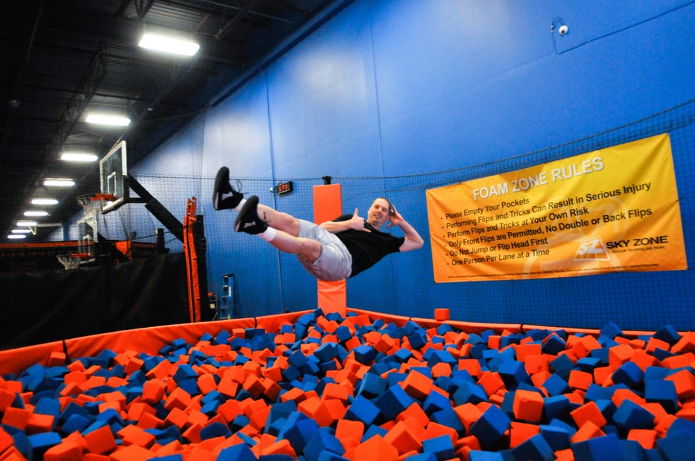 Sky Zone Trampoline Park 55 Photos Amp 25 Reviews