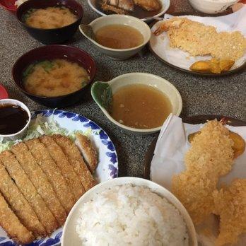 Sekiya Restaurant Menu
