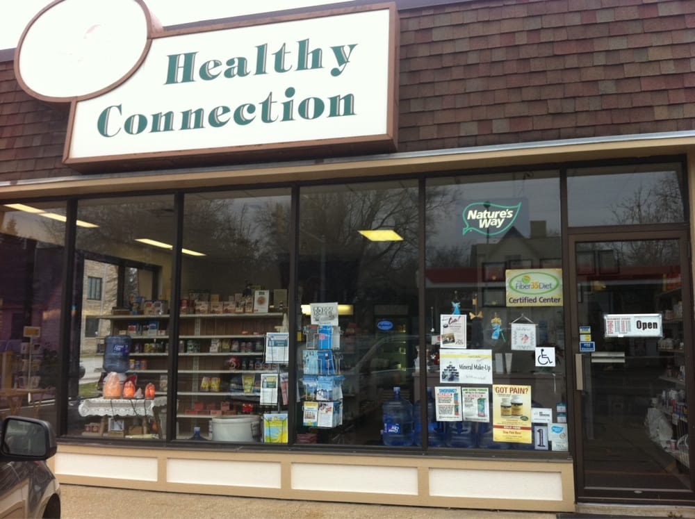 A Healthy Connection: 314 A Ave E, Oskaloosa, IA