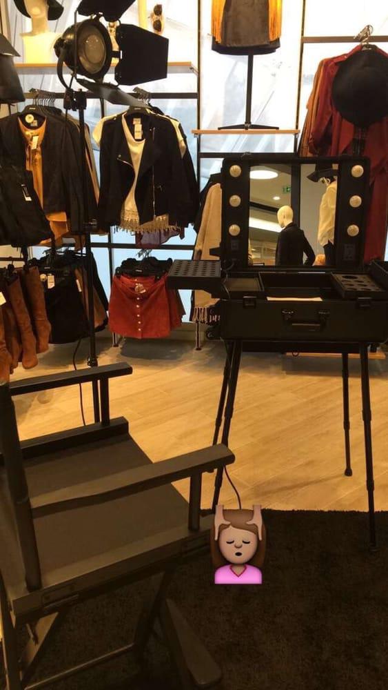 Pimkie women 39 s clothing centre commercial auchan - Centre commercial auchan faches thumesnil magasins ...