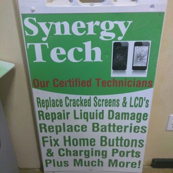 Synergy Tech - 37 Reviews - Mobile Phone Repair - 1808 2nd