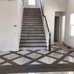 Photo Of Belmont Carpets Woodfloor U0026 Tile   Anaheim, CA, United States