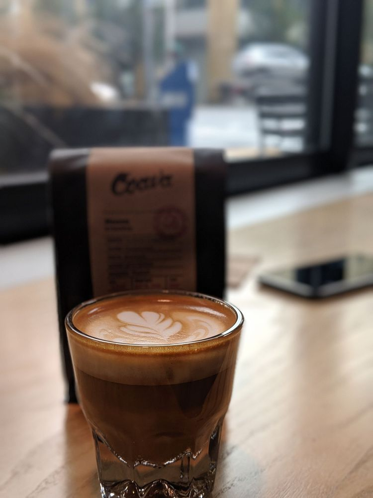 Coava Coffee Roasters: 1171 SW Jefferson St, Portland, OR