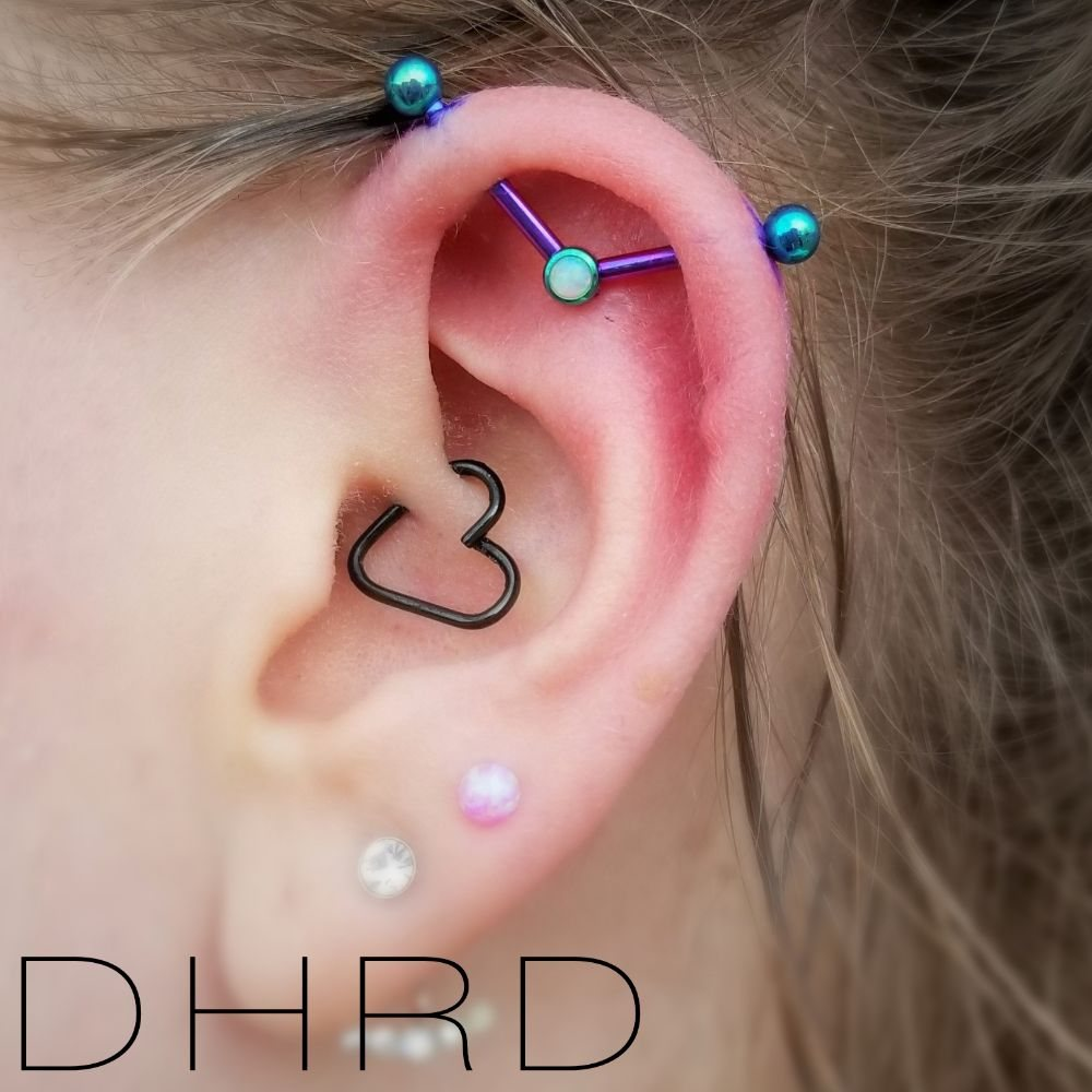 DieHard Piercing and Tattoo Studio: 224 Washington St SW, Albany, OR
