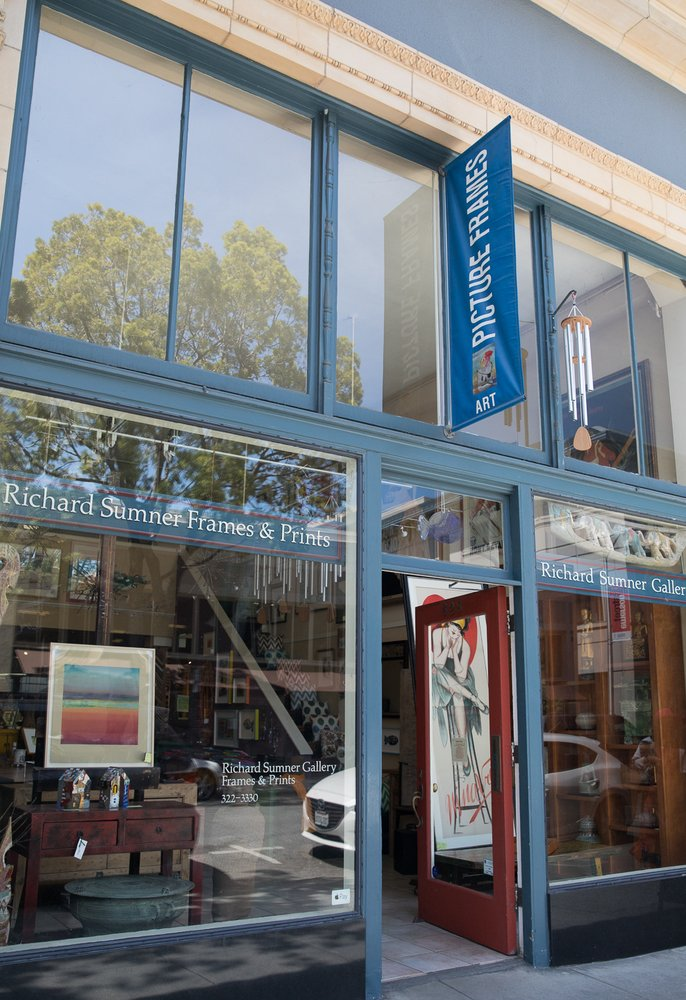 Richard Sumner Frames: 628 Emerson St, Palo Alto, CA