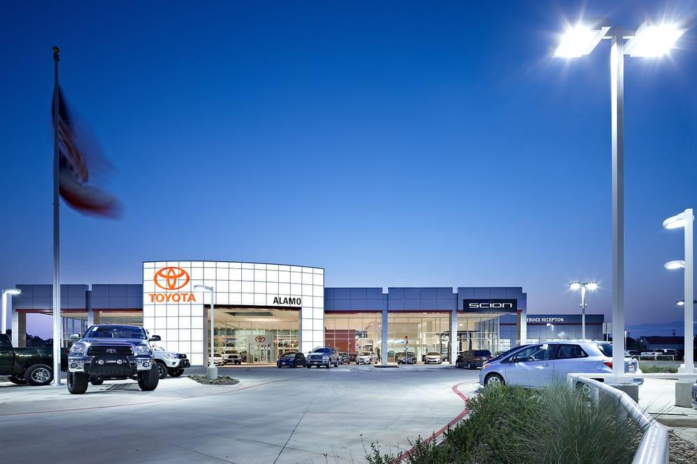 Alamo Toyota Car Dealers San Antonio Tx Reviews