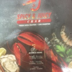 Spicy & Juicy Crab - Seafood - 7365 W Colonial Dr, Ocoee ...