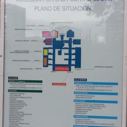 Hospital cl nico san carlos centros m dicos profesor for Puerta k hospital clinico san carlos