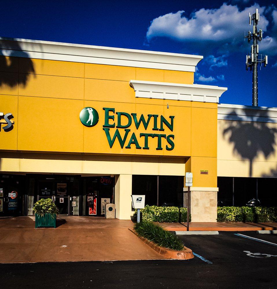 Edwin Watts Golf: 11921 N Dale Mabry, Tampa, FL
