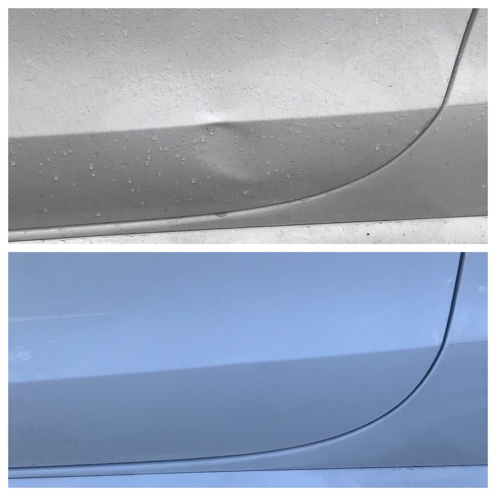 Auto Dent Work - Mobile Paintless Dent Removal