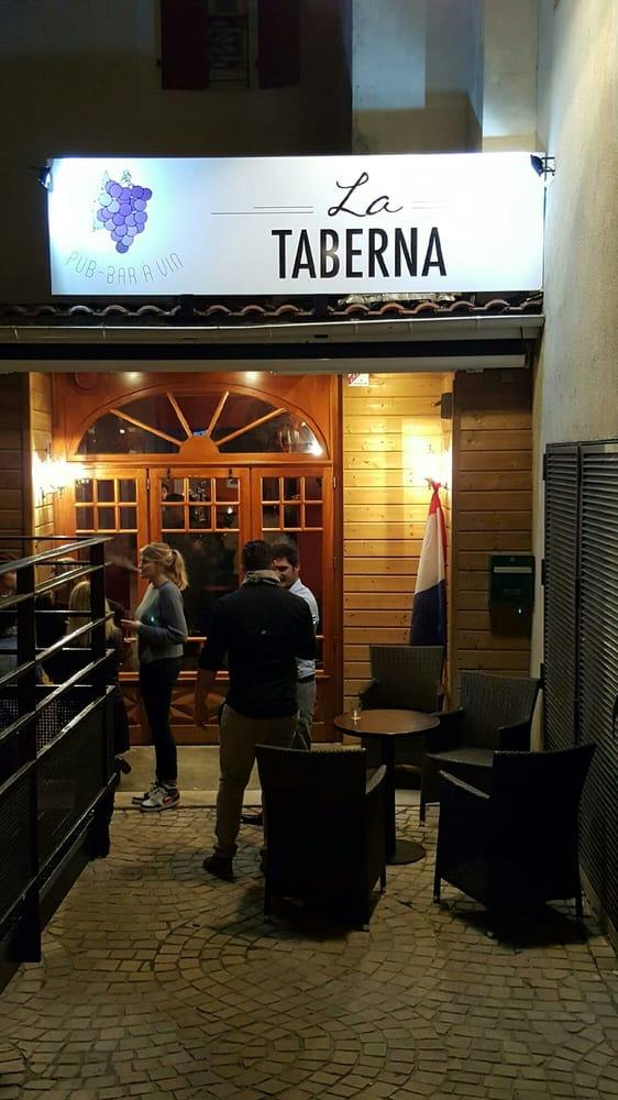 la taberna 14 photos wine bars 2 impasse cornulier mont de marsan landes phone