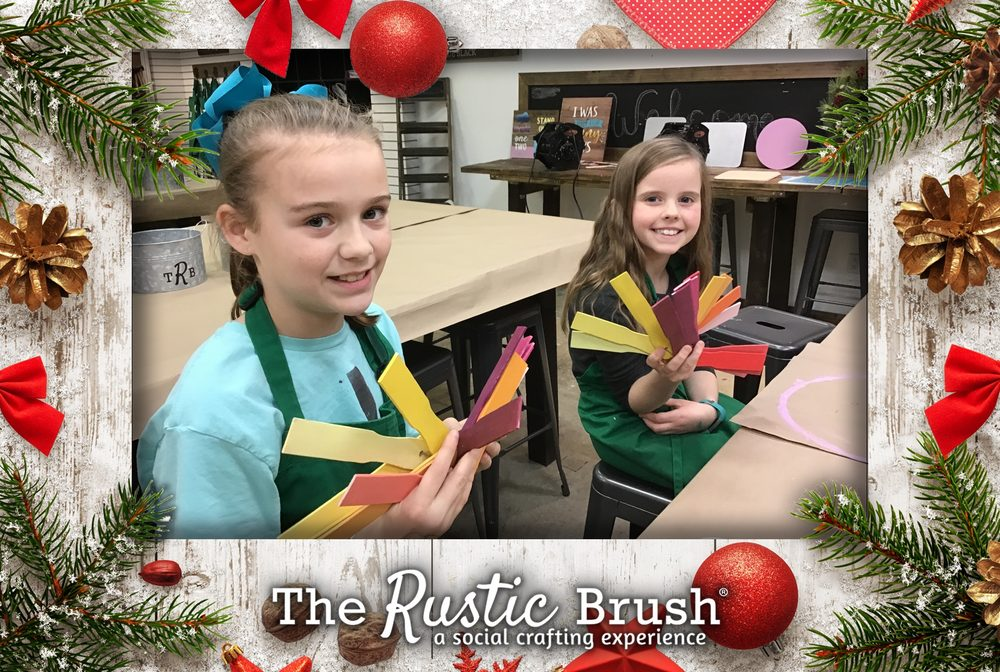 The Rustic Brush - Arlington