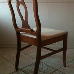 Photo Of Jamesgang 5   Hurst, TX, United States. Rebuilt Severely Damaged  Chair