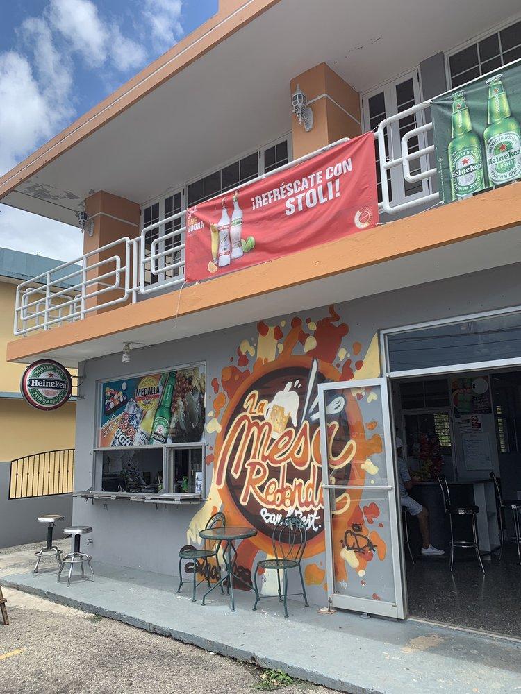 La Mesa Redonda: Carr. PR-402 S/N, Añasco, PR