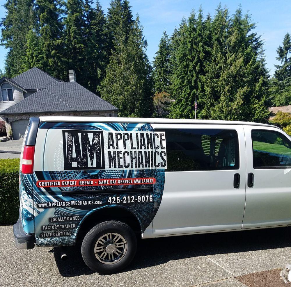 Appliance Mechanics: 7304 10th St SE, Lake Stevens, WA