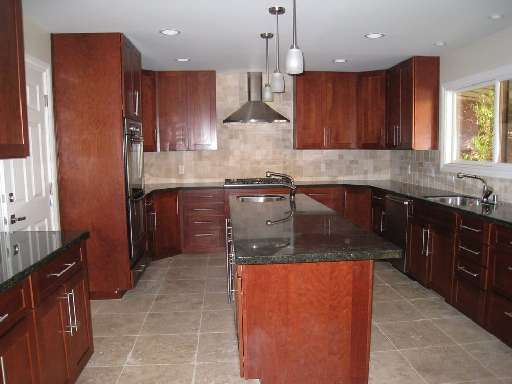 New kitchen cabinets by armstrong yelp for Armstrong kitchen cabinets reviews
