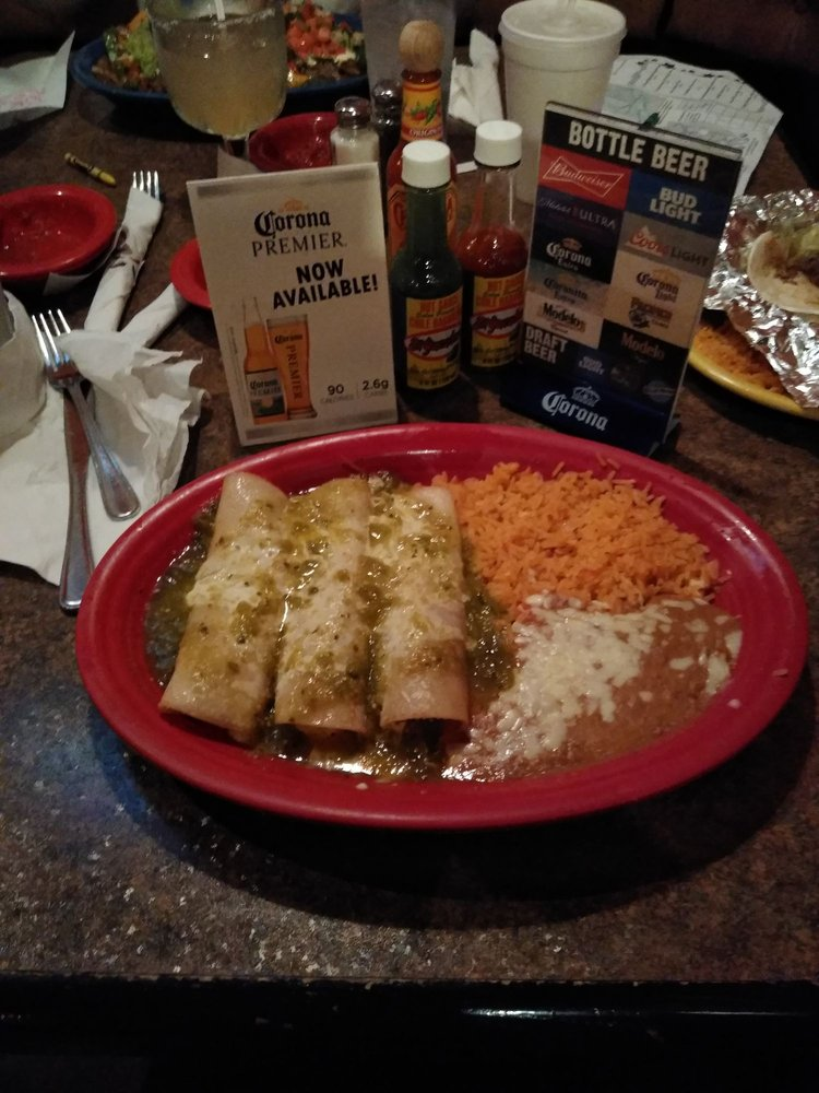 Agave Mexican Grill Si: 3480 S Airport Rd W, Traverse City, MI