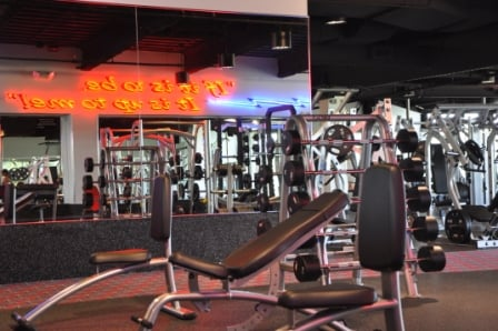 Genesis Health Clubs - Ice Center: 505 West Maple, Wichita, KS