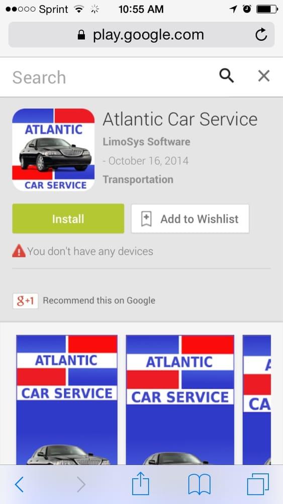 Atlantic Car Service Fulton Phone Number
