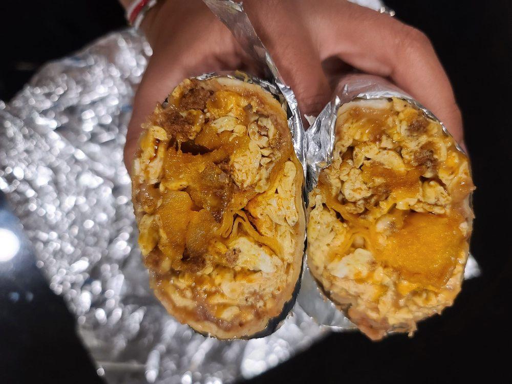 El Grande Burrito: 801 S Greenville Ave, Allen, TX