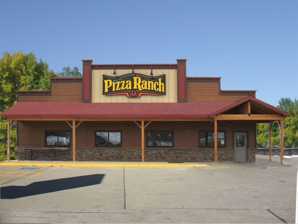 Pizza Ranch: 205 S Union St, Rock Rapids, IA