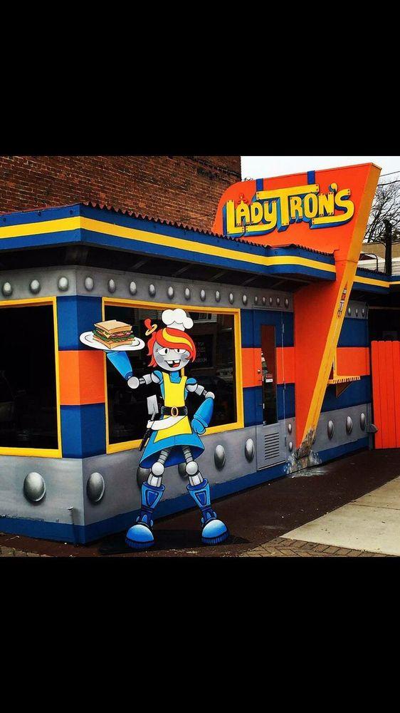 Lady Tron S Restaurant