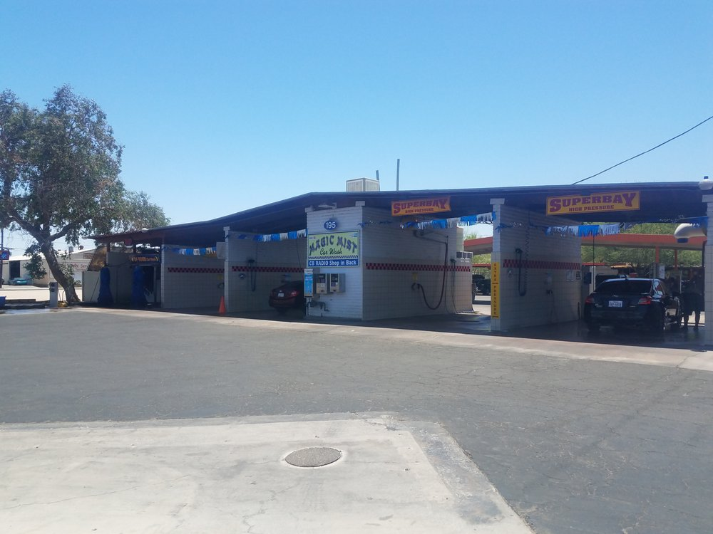 Magic Mist Car Wash: 195 W 24th St, Yuma, AZ
