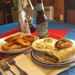Photo of The Dinner Plate - Hobart NY United States. Ordered the Shrimp & The Dinner Plate - 10 Photos - American (Traditional) - 645 Main St ...