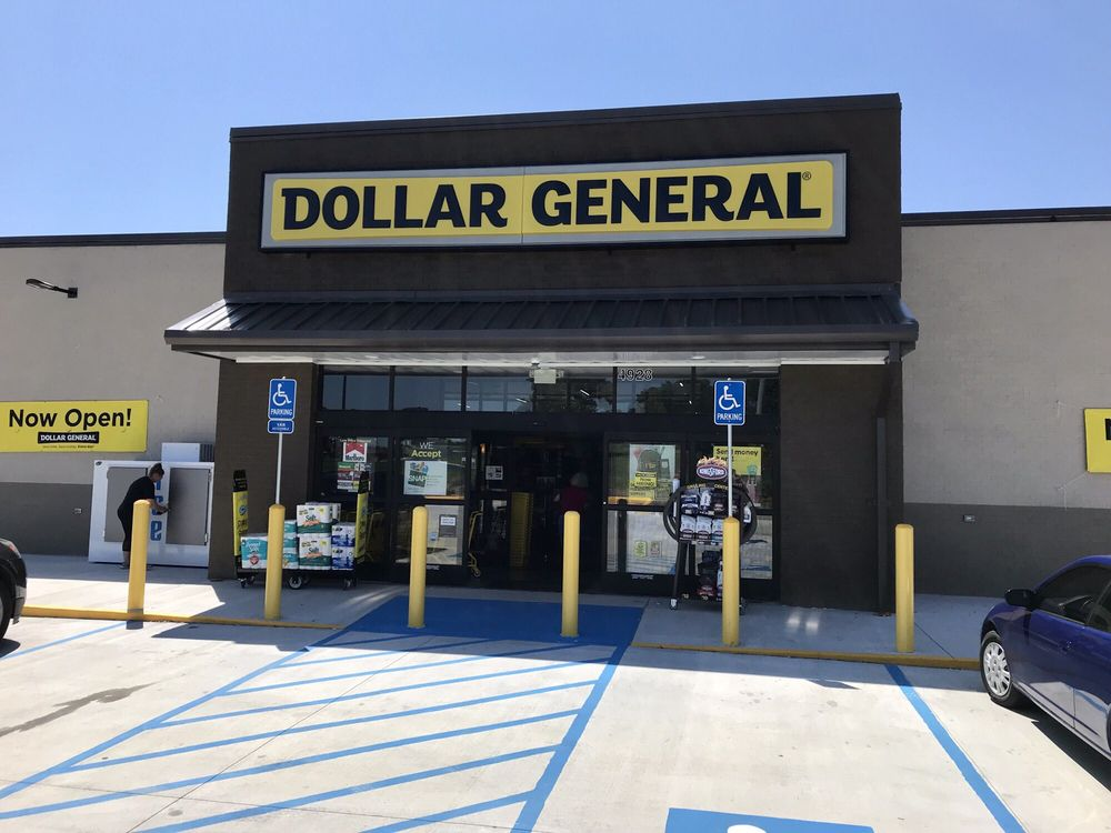 Dollar General Store: 4928 Frederick Ave, Saint Joseph, MO