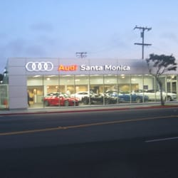 Santa Monica Audi 110 Photos 515 Reviews Car Dealers 1020 Blvd Ca United States Phone Number Yelp
