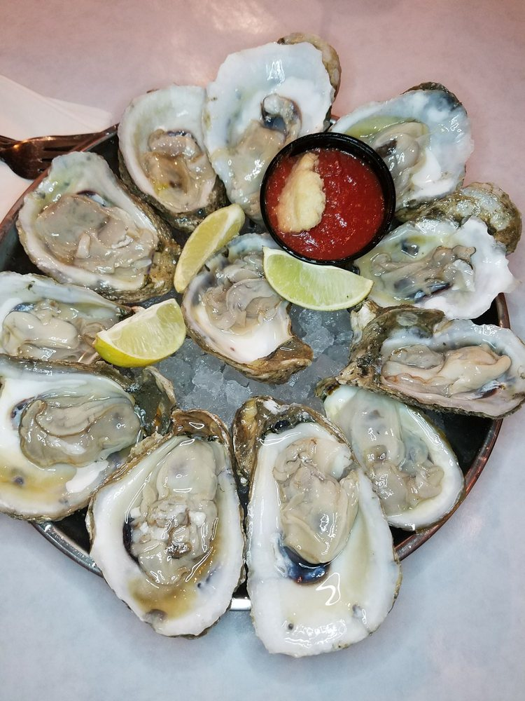 $1 oysters! - Yelp