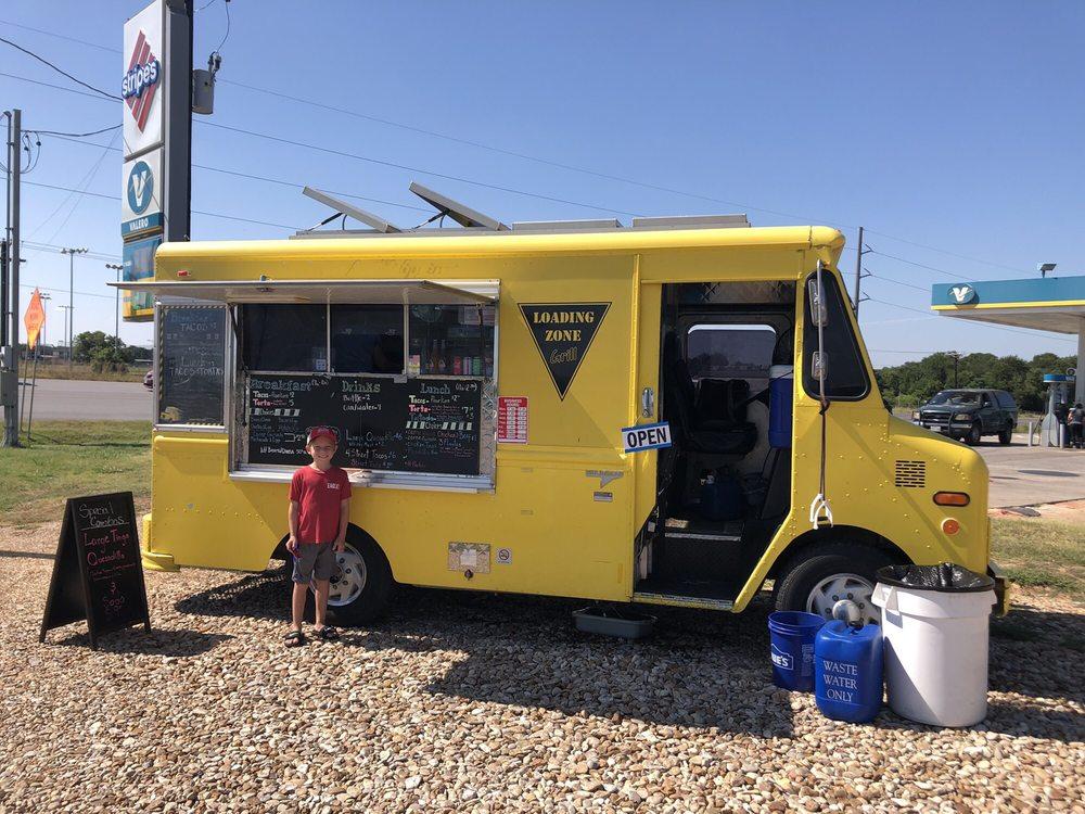Loading Zone Grill: 2301 Bliss Spiller Rd, Manchaca, TX