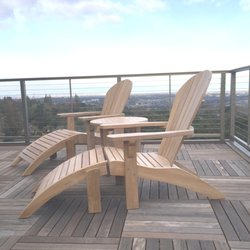 Photo Of Tom S Outdoor Furniture Redwood City Ca United States Adirondack Chairs