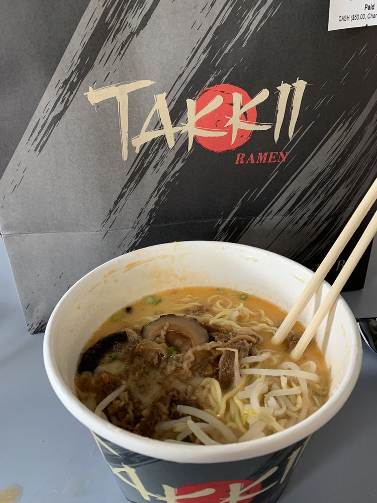 Takkii Ramen - Allentown: 1042 Mill Creek Rd, Allentown, PA