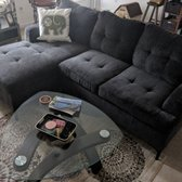 Photo Of Furniture Row Charlotte Nc United States Sofa And Coffee Table