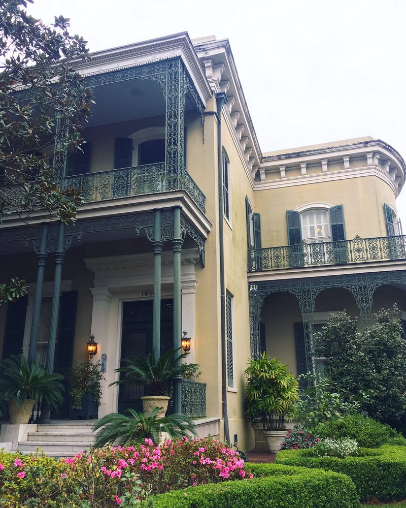 First Stop On The Garden District Walking Tour Beautiful Yelp