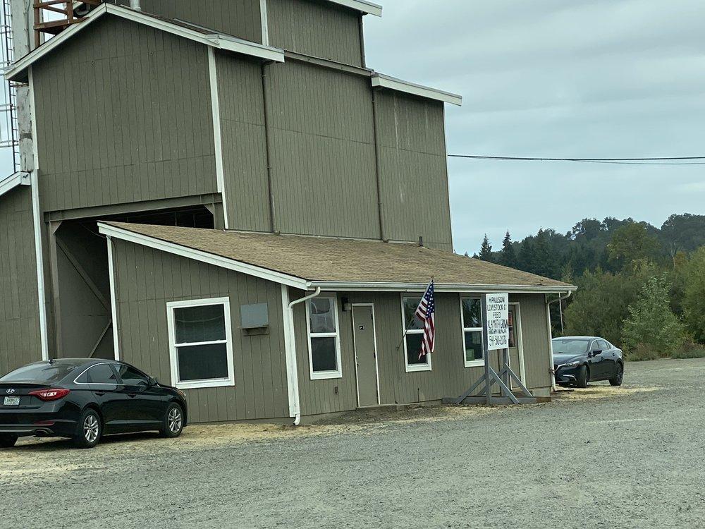 Hpaulson Livestock & Feed: 555 Depot St, Monroe, OR
