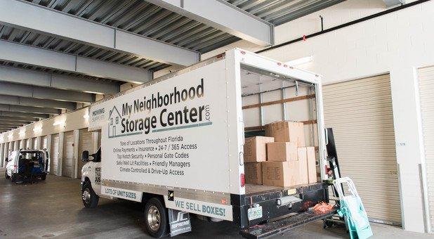 My Neighborhood Storage Center: 7660 Majorca Pl, Orlando, FL