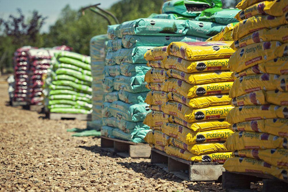 Digger O'Dell Nurseries: 11034 Hwy 64, Arlington, TN