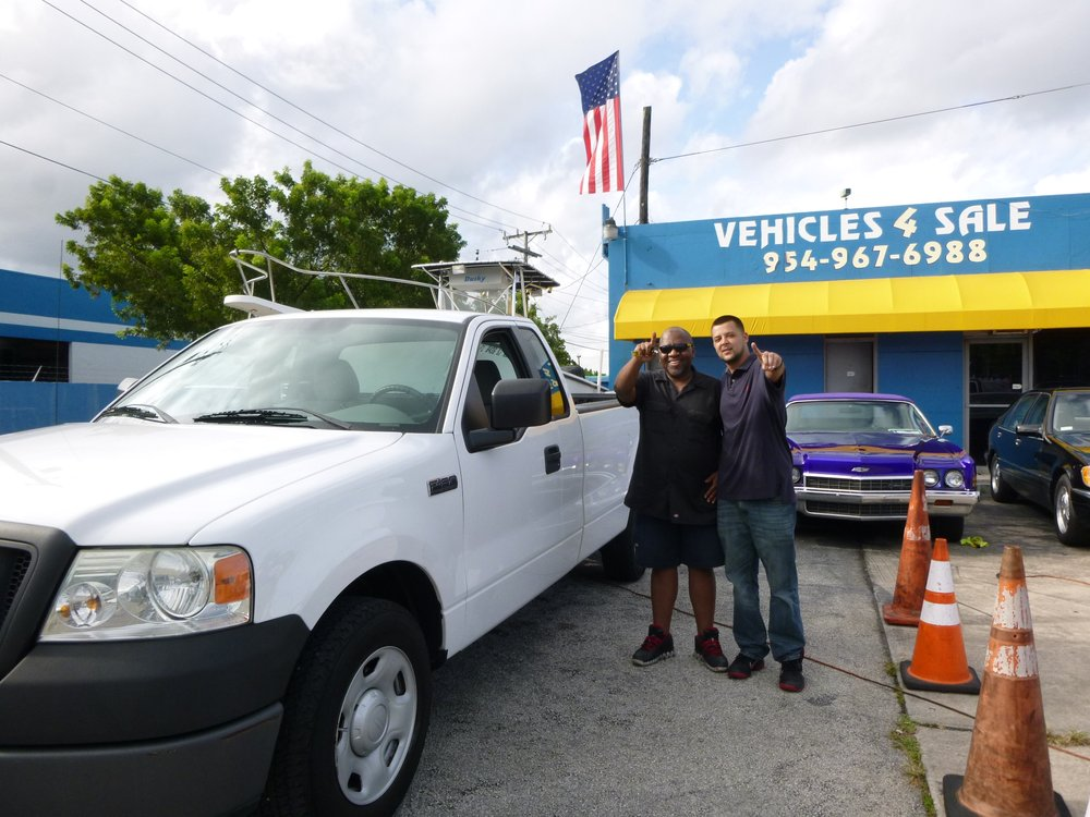 954-967-6988 VEHICLES 4 SALE ANOTHER SATISFIED CUSTOMER ...