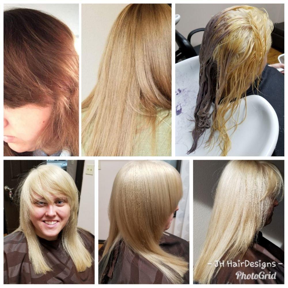 JH Hair Designs: 4311 W Adams Ave, Temple, TX