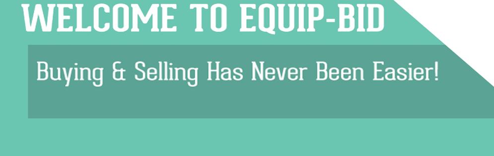 Equip-Bid Auctions