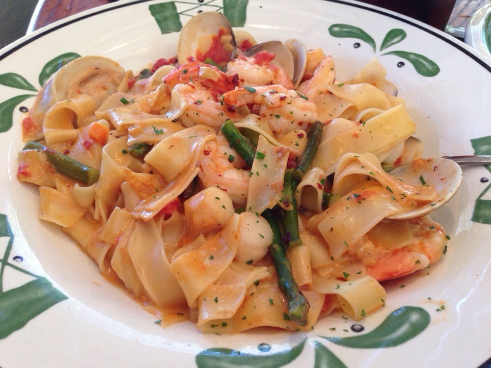 Pappardelle pescatore yelp - Olive garden online reservations ...