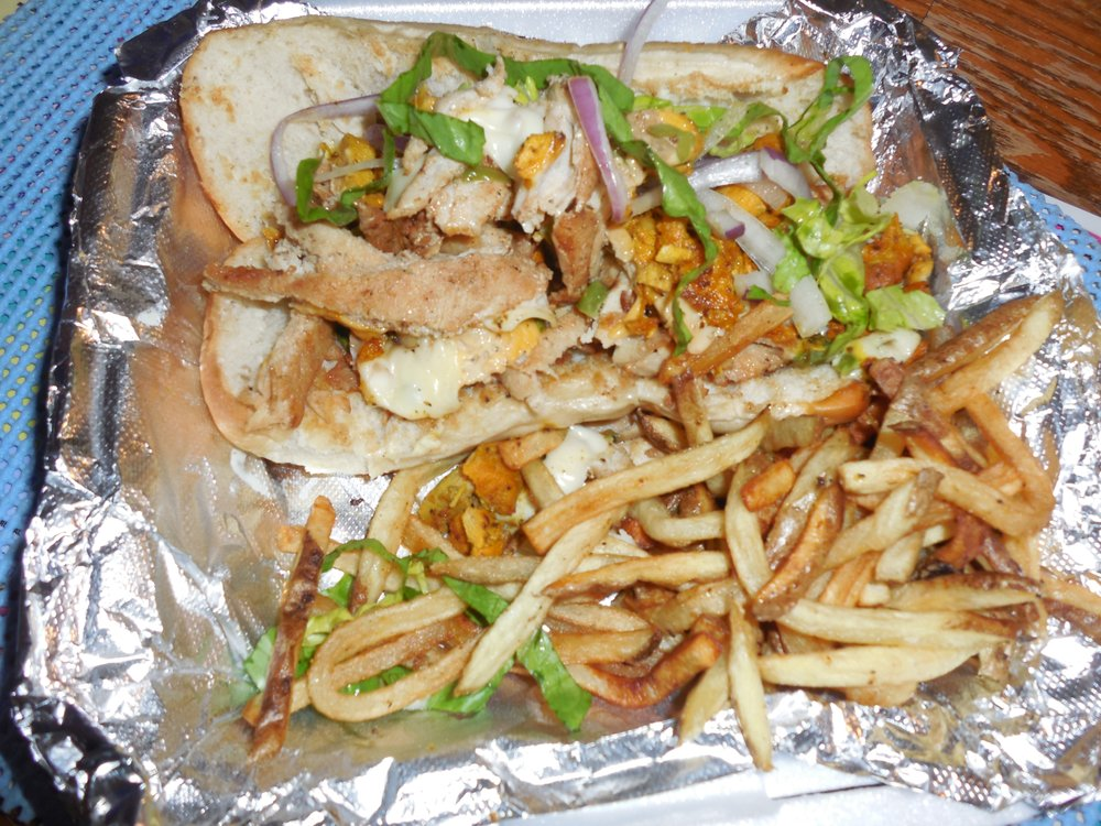 New York Gyro: 723 S 10th St, Noblesville, IN