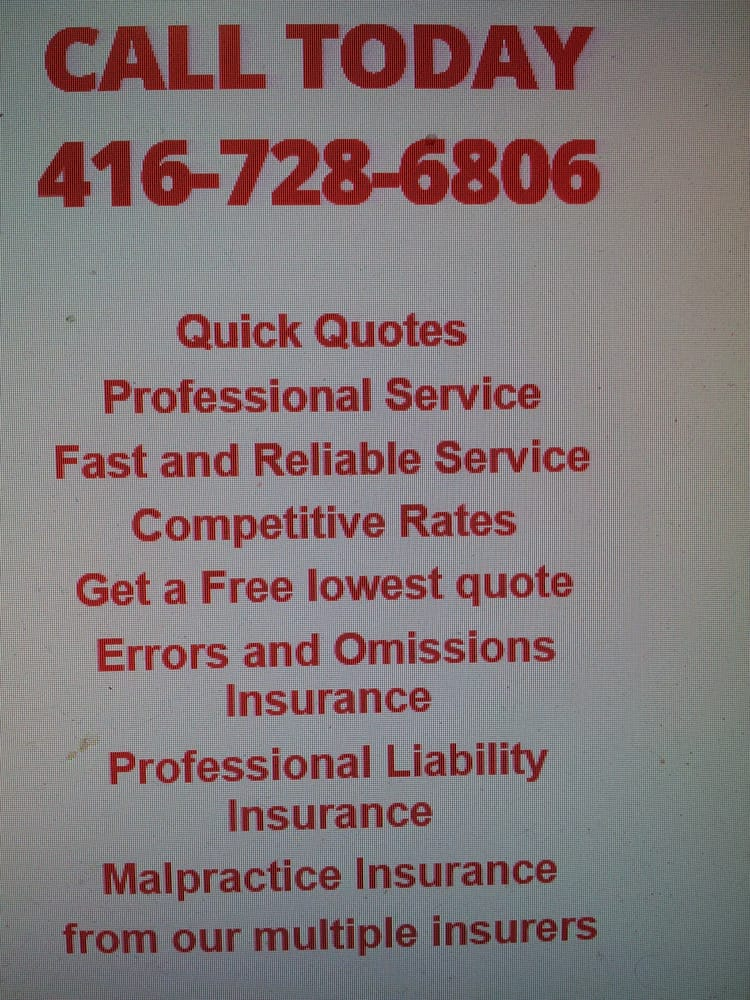 What is errors omissions insurance or