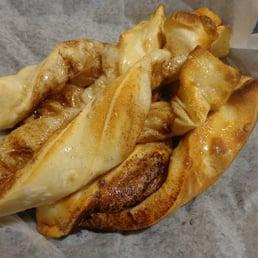 Photo Of Round Table Pizza   San Lorenzo, CA, United States. Cinnamon Twists