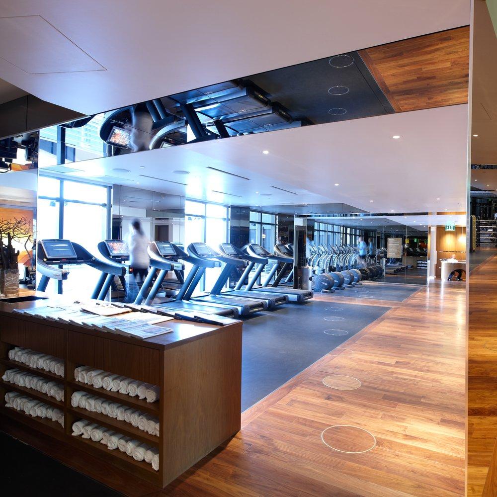 The Chelsea Fitness Center