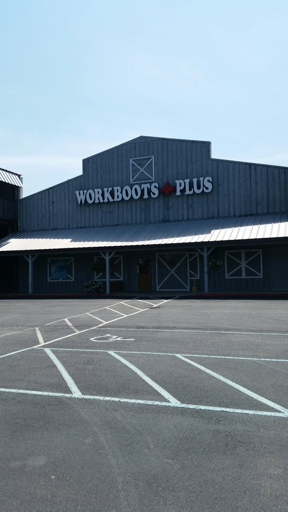 Work Boots Plus: 507 Windslow Ave, Gaffney, SC