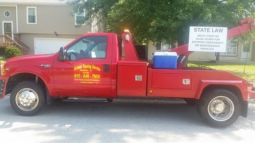 Towing business in Pontiac, IL