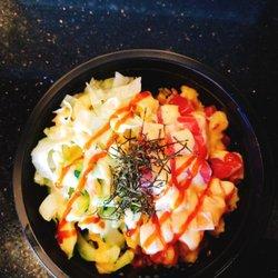 Photo Of Oki Anese Grill Sushi Hibachi Plano Tx United States